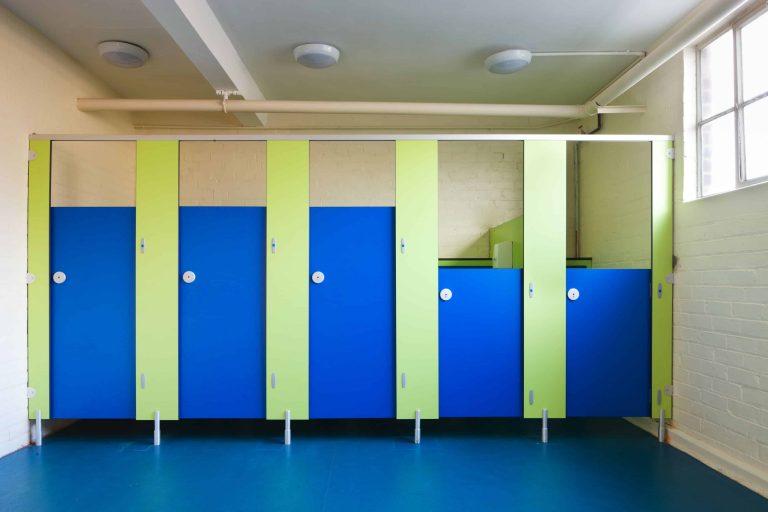 Санузлы в школах и детских садах